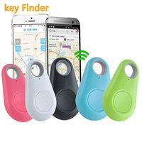 Wholesale united cat - Smart Finder Locator Pet GPS Tracker Alarm for Key Wallet Car Kids Dog Cat Child Bag Phone Locator Wireless Seeker Anti Lost Sensor