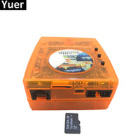 controlador de escenario dj al por mayor-Sunlite Suite 2 FC DMX-USD Controlador DMX 1536 Canal bueno para DJ KTV Party Luces LED Iluminación de escenario Software de control de escenario