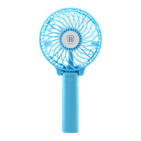 ebb5c6398f Baseus Mini USB Fun Foldable Fun with Clip Portable Hand Fun 1500mAh  Rechargeable Ultra-quiet Micro USB Desk Air Cooling Fan