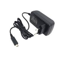 ficha do carregador venda por atacado-A nova UE Europa Plug 12 V 1.5A 18 W Adaptador de Carregador De Energia de Mesa Para Acer Iconia Tab A510 A700 A701 Tablet