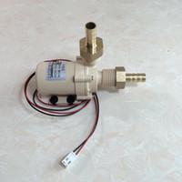 24v насосы для воды оптовых-БЕЗЩЕТОЧНАЯ водяная помпа DC 24V, насос подкачки воды жары обеспечивая циркуляцию,заваривает насос пива для воды жары.