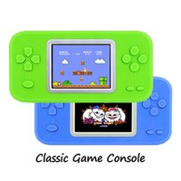"Wholesale Hold Boy - Wholesale-Classic Game Console with 200+ Games 2.4"" Color Screen Pocket Hand-held Game System Educational Toys for Children Kids Boy"