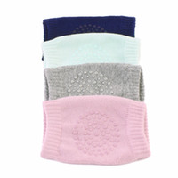 Wholesale baby crawl pads for sale - 1Pair Baby Knee Pads Toddlers Kids Leg Warmer Safety Anti Slip Crawling Elbow Cushion Baby Kneecap Knee Protectors for Children