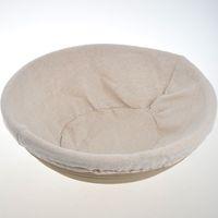 "Wholesale- 8.6"" 22cm Round Rattan Banneton Brotform Proofing Proving Bread Dough Basket"