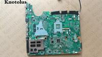 motherboard für hp dv6 großhandel-509450-001 für HP DV6 DV6-1000 Laptop Motherboard DAUT1AMB6E0 DAUT1AMB6D0 Kostenloser Versand 100% Test ok