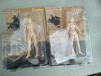 erkekler moda elleri toptan satış-Figma 2.0 Erkek Kız Vücut Boyama Hands-On Modelleri Moda Kukla Aksiyon Figürleri Dahil Aksesuarları V 002