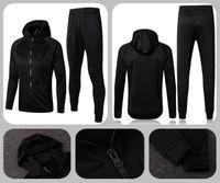 Wholesale Fleece Hiking - 17 18 +aaa Survetement HAZARD tracksuit MORATA training jacket BATSHUAYI tracksuits tight pants 17 18 men clothing RUDIGER Training suit