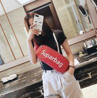 sac banane bandoulière achat en gros de-New Fashion Super Croix-Rouge Body bags Sac à main de femme Sac de taille sac célèbre marque designer Fanny Pack sacs bum Travel Bag
