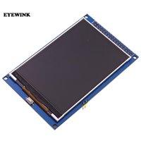 módulos tft venda por atacado-3,2 polegadas de atualização de 3,5 polegadas TFT módulo de cor LCD 320X480 Ultra HD apoio Ar Mega2560