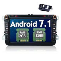carro dvd skoda venda por atacado-Eincar Android 7.1 Octa Núcleo 2 GB + 32 GB 8