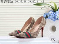 Wholesale chunky heels sandals - 2018 New ladies high heels sandals fish mouths high heels fashion women high heeled shoes. #004