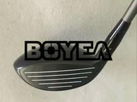 Wholesale golf clubs brand - Boyea Golf Clubs Brand New 917 Fairway Woods 917 Golf Fairway Woods Golf Clubs #3 #5 R S Flex DIAMANA 60 Shaft With Cover