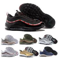 info for 40bd2 8694e Summit White 97 échelles d été blanc Sneakers undftd undefete Homme femmes  Maxes Sport Outdoor Sneakers Running Shoes Nike Air Max AIRMAX