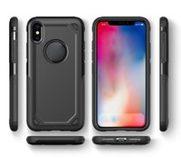 Wholesale Sgp Slim Armor - Slim New SGP Rugged Armor Case Shockproof Back Cover for iPhone X 8 7 6s 6 plus Samsung Note8 S9 S8 A8 Plus A5 A7 2018 OppBag