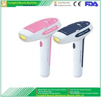 Wholesale Home Diode Laser Hair Removal - Free shipping home personal daily use factory direct saling CE FCA standard Permanent 808nm IPL laser hair removal machine
