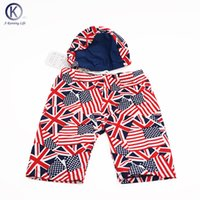 Wholesale Union Jack Blue - Quality Children Swimming Shorts Cool Swimming Trunks for little boys Swimwear the Stars and Stripes The Union Jack pattern