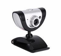 cmos pc toptan satış-Yeni PC Video Kayıt HD Gece Görüş Kamerası Web Kamera için MIC ile Bilgisayar Windows XP / win7 / win8 / Vista Dizüstü