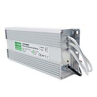 spannungsschalter netzteil großhandel-Edison2011 12V 350W wasserdichter Schalter LED-Fahrer-Spg.Versorgungsteil-konstante Spannung alles Aluminium IP67 für Straßenbeleuchtung