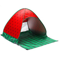 Wholesale outdoor party tents for sale - Outdoor People Automatic Pop Up Tent Waterproof UV Beach Sunshade Shelter Camping popular pop up outdoor beach party camping tent