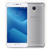 cep telefonu android notları toptan satış-Unlocked Orijinal Meizu M Not 5 Meilan Cep Telefonu 3 GB RAM 16 GB / 32 GB ROM Helio P10 Octa Çekirdek Android 5.5