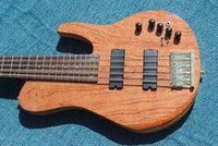 Wholesale custom made electric guitars for sale - Group buy Popular Model Custom Shop Electric Bass Guitar String Rose Wood Fingerboard Maple Flame Top quot Made in China quot guitarra guitars