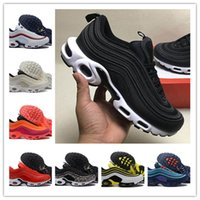 Wholesale sports plus shoes for sale - Group buy Original Mens Plus Tn Designer Shoes Chaussures Homme Tn Plus Women Sport Trainers Zapatiallas Hombre Tns Cushion Run Shoe Eur36
