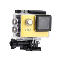 Wholesale car dvr for sale - Group buy Waterproof Sports DV P HD Video Action Camera Video Camcorder Car DVR SJ4000