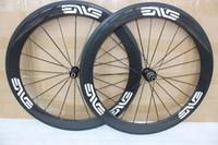 Wholesale powerway r36 hubs for sale - Group buy carbon road bike wheels wheelset mm width with Powerway R36 hubs bicycle wheel front rear wheels carbon wheelset mm