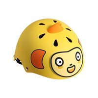 Wholesale adjustable size helmet for sale - Group buy XIAOMI Kids Cute Child Sports Helmet Protection Cartoon Bicycle Bike Scooter Skate Ski Protective Gear Adjustable Breathable