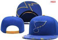 blaues orange hysteresen großhandel-Neue Marke, die Blues Hüte Männer Frauen Baseball Caps Snapback Solid Farben Baumwolle Knochen European American Styles Mode hut