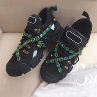 frauen sneakers stiefel großhandel-Neuer Designer-Sneaker Flashtrek-Sneaker mit abnehmbarem Damen-Herren-Trainer. Bergsteigerschuhe Herren Outdoor-Wanderschuhe