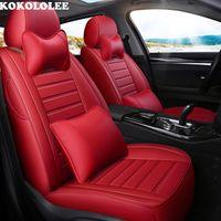 Wholesale hyundai ix35 accessories for sale - Group buy car seat cover For hyundai solaris creta getz i30 accent ix35 i40 auto accessories covers for vehicle seat