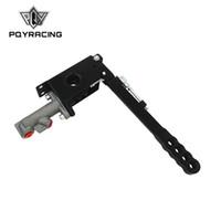 ingrosso freno a mano idraulico di deriva-PQY RACING - Universal Hydraulic Drift Freno a mano con freno idraulico E-Brake con cilindro principale PQY3631