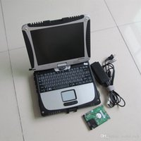 Wholesale bmw diagnostic laptop for sale - laptops with all data aldata mitchell in1 installed in toughbook cf for cars and trucks diagnostic computer