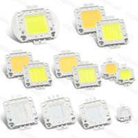 Wholesale High Power Cob Chip Led RGB W W W W w RGB White Warm White For Highbay Lamp Street Lamp Beads EPACKET