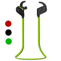 Wholesale Good Bass - Wholesale Magnetic control S20 bluetooth earphone for iphone Running sports earbuds good bass comfortable wear noise reduction long standby