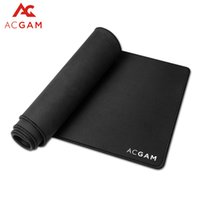 Wholesale Cloth Mouse - ACGAM P07 mouse pad Precision Cloth Gaming Mouse Mat great to use for gaming office work 35.4 x 11.8 x 0.157 inch