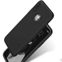 gel livre venda por atacado-Silione Gel Telefone Proteger Caso À Prova de Choque Cobertura Completa Do Telefone TPU Casos Macios Para o IPhone X 7/8 Plus MOQ: 10 Pcs Frete Grátis