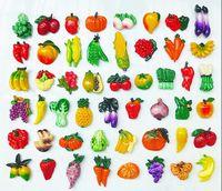 фрукты магниты оптовых-Фрукты овощной холодильник Магнит творческий мультфильм холодильник магниты наклейки офис фото boardsholder наклейки сильный магнит Главная деко