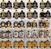 Wholesale Green Ray - Boston Bruins Jerseys Hockey 33 Zdeno Chara 37 Patrice Bergeron Tuukka Rask David Krejci Torey Krug 4 Bobby Orr 8 Cam Neely 77 Ray Bourque