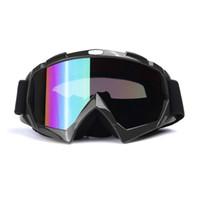 мужские лыжные очки оптовых-Поляризованные лыжные очки UV400 Анти-туман Лыжная маска Двухслойные солнцезащитные очки Мужчины Женщины Лыжи Снег Сноуборд Спортивные очки для защиты с коробкой