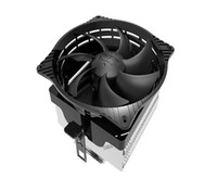 Wholesale intel 775 cooler - Pccooler V1 pure copper silent 10cm 100mm cpu fan for AMD Intel 775 1151 1150 1156 1155 cpu cooling radiator fan cooler
