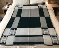 Wholesale raschel blankets for sale - Group buy NewSignature Throw Blanket Home Travel Autumn Winter Women Scarf Shawl Warm Everyday Blankets Large cm Stripe Beige Gray Brown Green