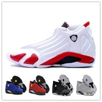 Wholesale Cheap Size 14 Basketball Shoes - Free Shipping Hot Sale Fashion Authentic 14s Sports Homme Low Retro Shoe Cheap 2018 Basketball Shoes 14 Sneakers Men Size 40-47