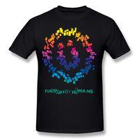 ingrosso artisti blu-T-Shirt Uomo S-6XL Design T-shirt Manica corta S-6XL T-shirt uomo blu