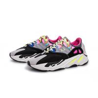 Wholesale soccer baseball online - 700 Wave Runner KAWS Kanye West Originals New Mens Designer Sports Running Shoes for Men Sneakers Women Luxury Brand Casual Trainers