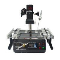 Wholesale pcb laptop for sale - LY IR6500 V infrared bga rework station laptop motherboard bga repair machine with pcb jig