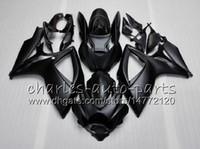 Wholesale matte black fairings - Injection Body +Headlight+Bracket For SUZUKI GSX-R750 GSXR600 GSXR750 06 07 GSX R600 R750 K6 GSX-R600 GSXR 600 750 2006 2007 Fairing Matte