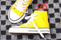 ingrosso ragazzi scarpe dita dei piedi-Pattini di tela CALDI NUOVI GRANDI CALZINI dei bambini scarpe casuali della tela di canapa di colore genitore-bambino di piccola dimensione nuove scarpe multicolori di alto-livello