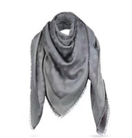 Wholesale Black Cream Scarf - Top quality wool cashmere silk Scarf for Women luxury designer scarfs 2017 Winter fashion warm long scarves size 140x140cm A-550